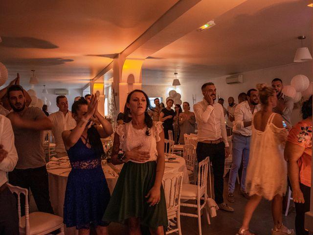 Le mariage de Serge et Audrey à Contes, Alpes-Maritimes 79