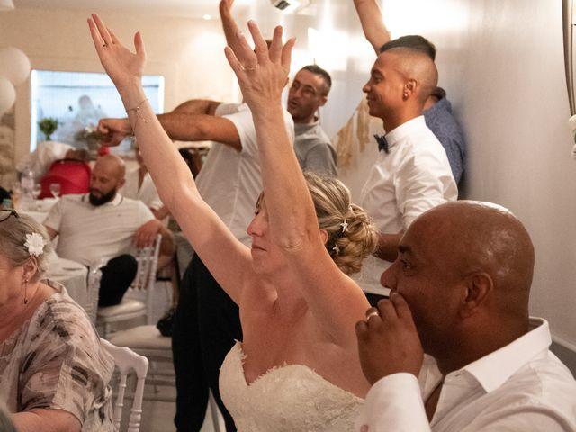 Le mariage de Serge et Audrey à Contes, Alpes-Maritimes 89