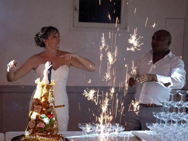 Le mariage de Serge et Audrey à Contes, Alpes-Maritimes 102