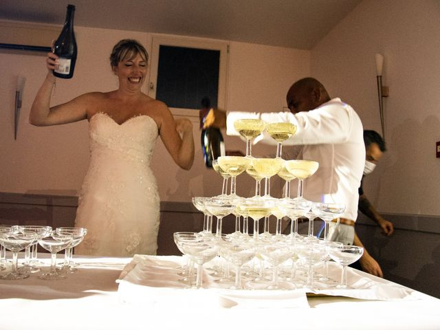 Le mariage de Serge et Audrey à Contes, Alpes-Maritimes 107