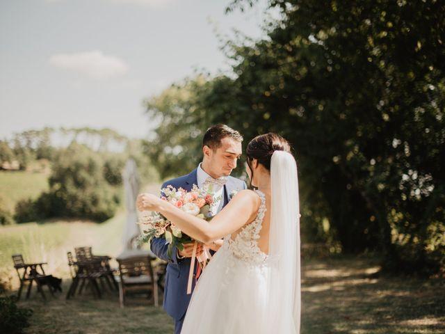 Le mariage de Anthony et Margaux à Fronsac, Haute-Garonne 12