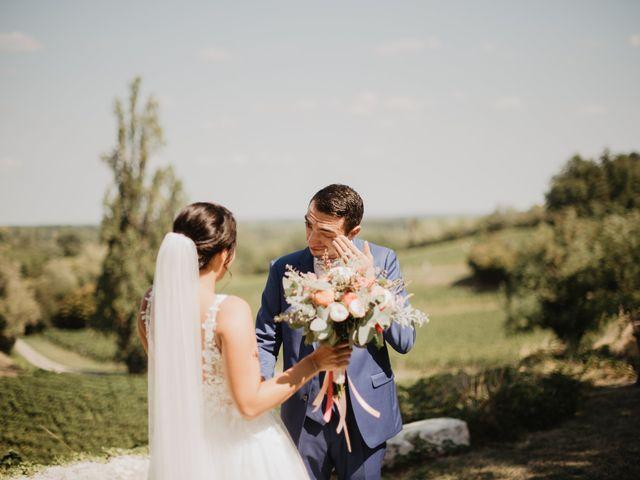 Le mariage de Anthony et Margaux à Fronsac, Haute-Garonne 13