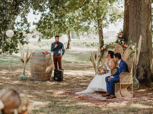 Le mariage de Anthony et Margaux à Fronsac, Haute-Garonne 22