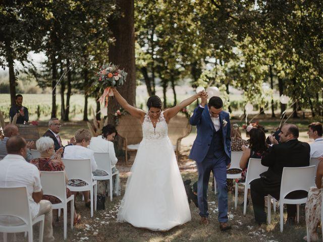 Le mariage de Anthony et Margaux à Fronsac, Haute-Garonne 41