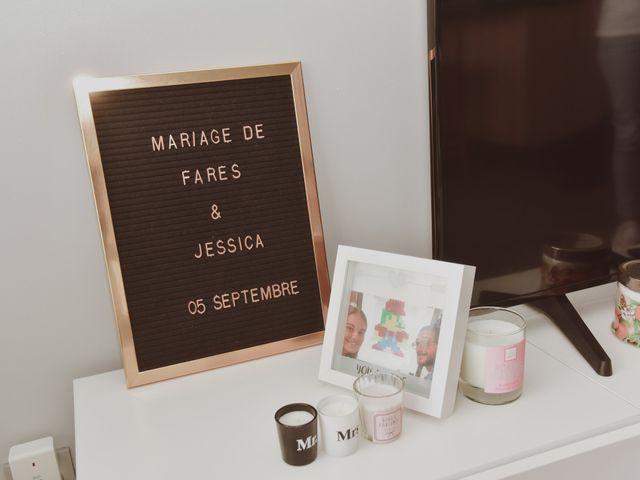 Le mariage de Farès et Jessica à Fresnes, Val-de-Marne 5