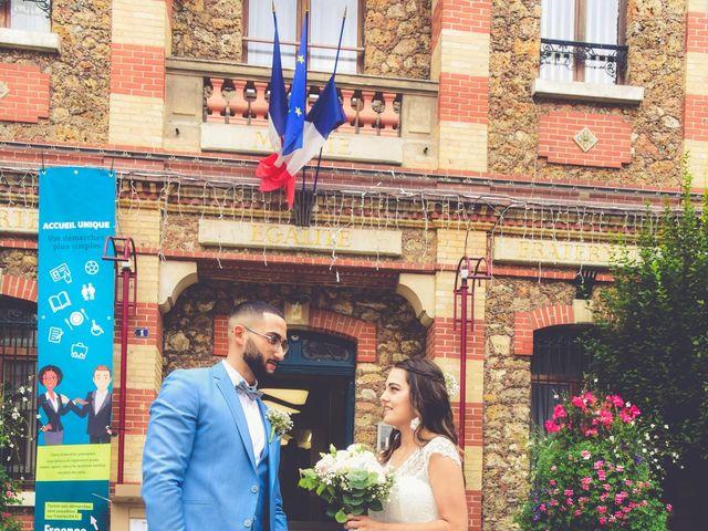 Le mariage de Farès et Jessica à Fresnes, Val-de-Marne 16