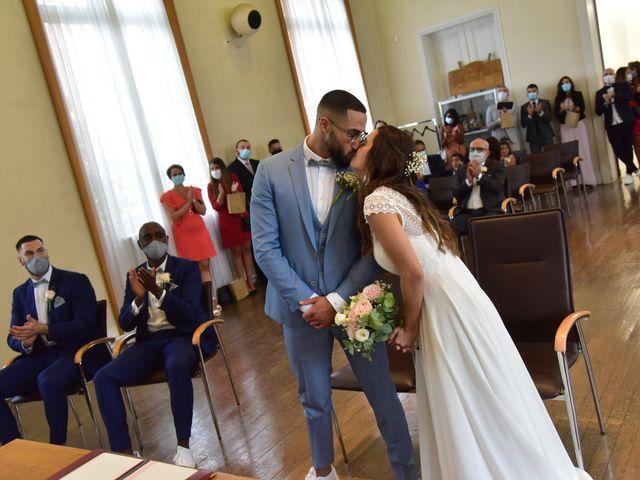 Le mariage de Farès et Jessica à Fresnes, Val-de-Marne 19