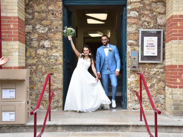 Le mariage de Farès et Jessica à Fresnes, Val-de-Marne 21