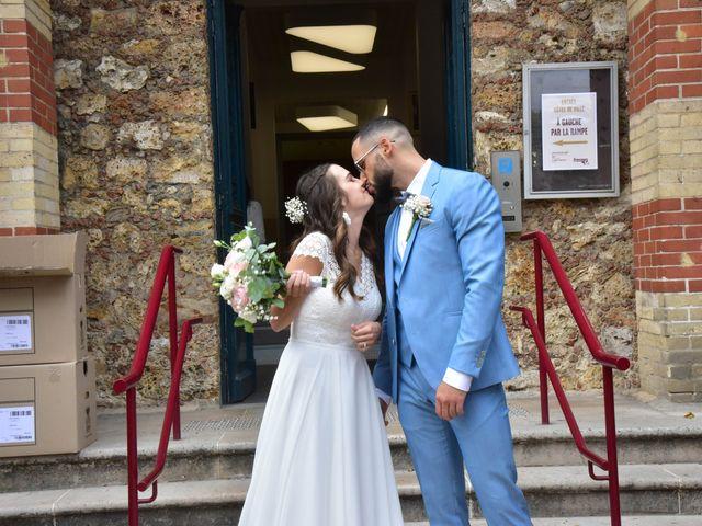 Le mariage de Farès et Jessica à Fresnes, Val-de-Marne 22