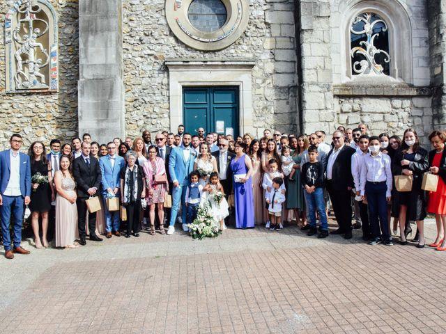 Le mariage de Farès et Jessica à Fresnes, Val-de-Marne 27