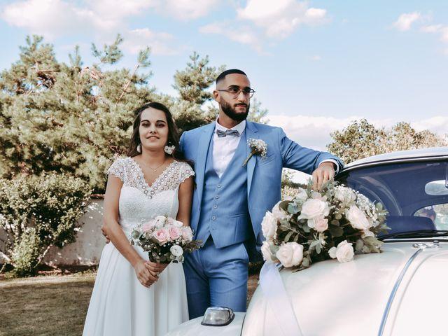 Le mariage de Farès et Jessica à Fresnes, Val-de-Marne 1