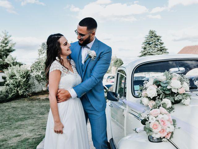 Le mariage de Farès et Jessica à Fresnes, Val-de-Marne 34