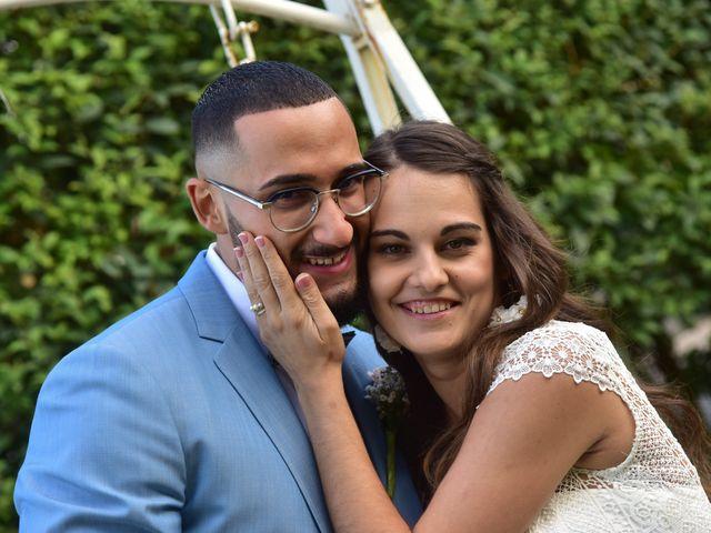 Le mariage de Jessica et Farès