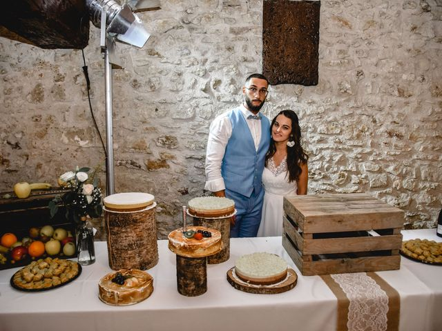 Le mariage de Farès et Jessica à Fresnes, Val-de-Marne 46