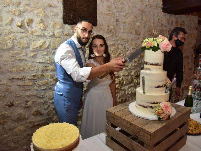 Le mariage de Farès et Jessica à Fresnes, Val-de-Marne 48