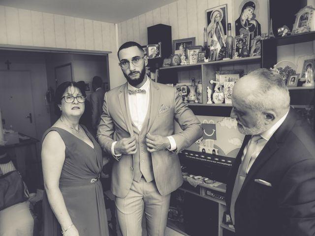 Le mariage de Farès et Jessica à Fresnes, Val-de-Marne 57