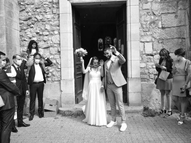 Le mariage de Farès et Jessica à Fresnes, Val-de-Marne 68