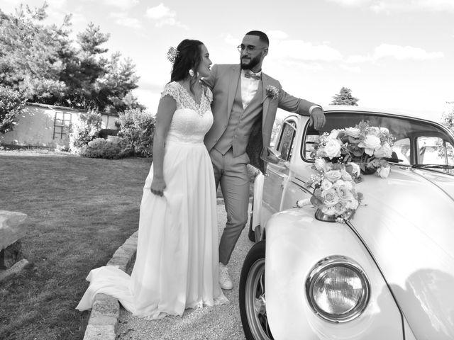 Le mariage de Farès et Jessica à Fresnes, Val-de-Marne 2