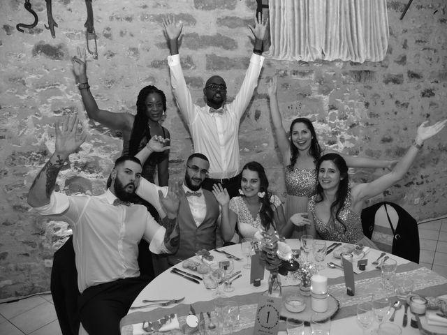 Le mariage de Farès et Jessica à Fresnes, Val-de-Marne 77