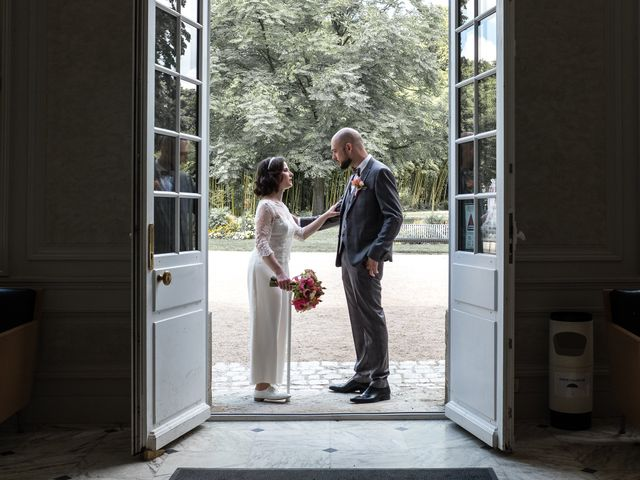 Le mariage de Adib et Emilie à Chinon, Indre-et-Loire 6