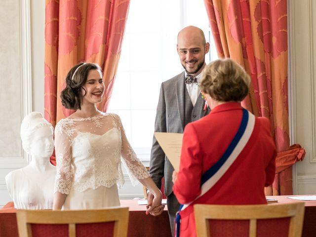 Le mariage de Adib et Emilie à Chinon, Indre-et-Loire 7