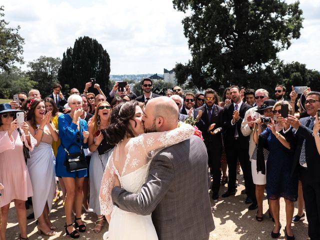 Le mariage de Adib et Emilie à Chinon, Indre-et-Loire 10