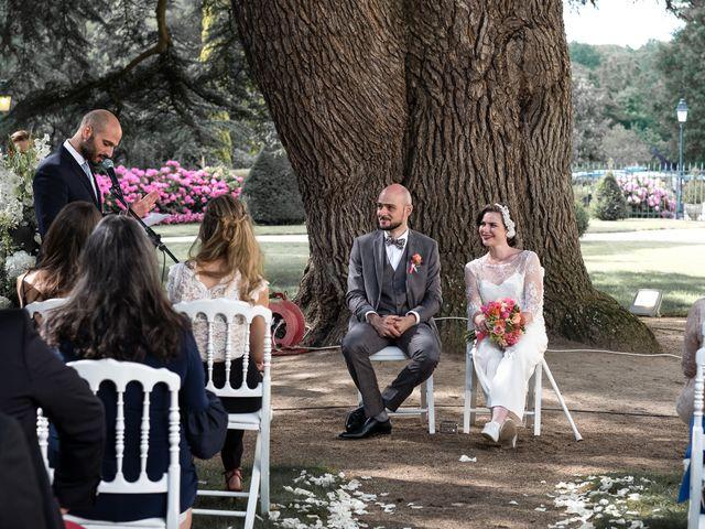 Le mariage de Adib et Emilie à Chinon, Indre-et-Loire 17