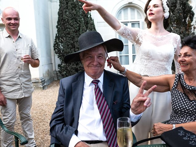Le mariage de Adib et Emilie à Chinon, Indre-et-Loire 23