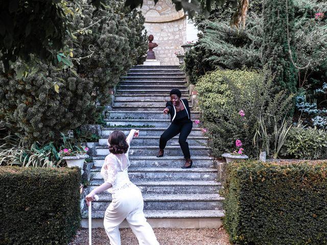 Le mariage de Adib et Emilie à Chinon, Indre-et-Loire 25