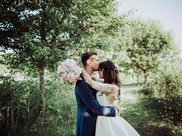 Le mariage de Marion et Simon