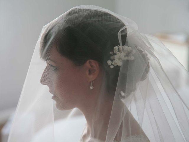 Le mariage de David et Marie à Hanches, Eure-et-Loir 11