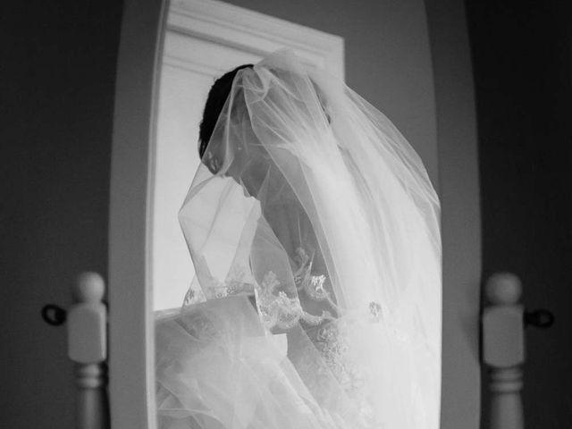 Le mariage de David et Marie à Hanches, Eure-et-Loir 12