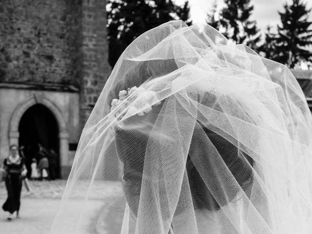 Le mariage de David et Marie à Hanches, Eure-et-Loir 17