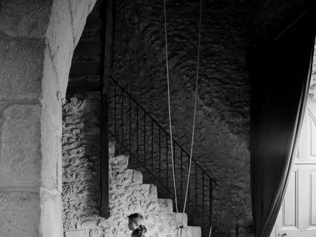 Le mariage de David et Marie à Hanches, Eure-et-Loir 20