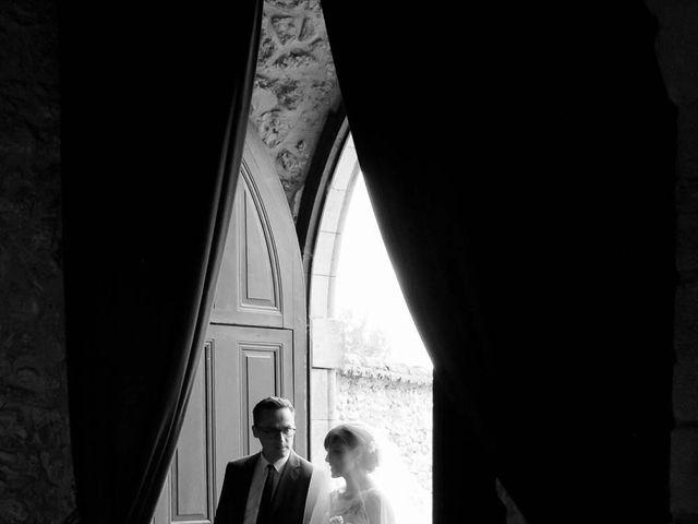 Le mariage de David et Marie à Hanches, Eure-et-Loir 21