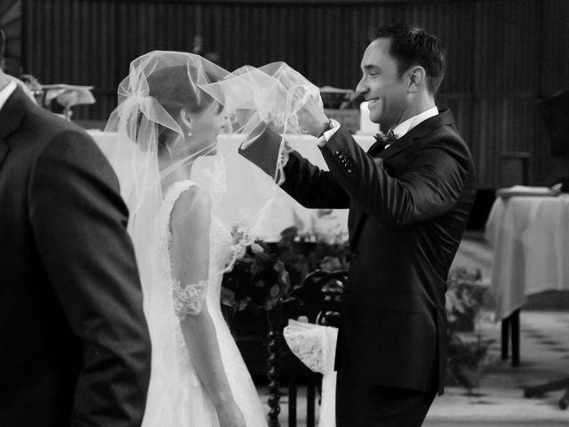 Le mariage de David et Marie à Hanches, Eure-et-Loir 23