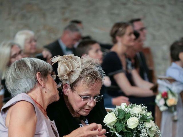 Le mariage de David et Marie à Hanches, Eure-et-Loir 27