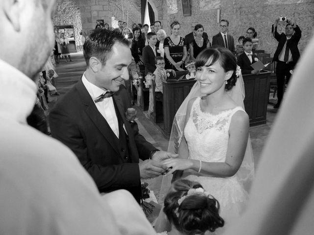 Le mariage de David et Marie à Hanches, Eure-et-Loir 31