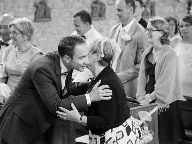 Le mariage de David et Marie à Hanches, Eure-et-Loir 33