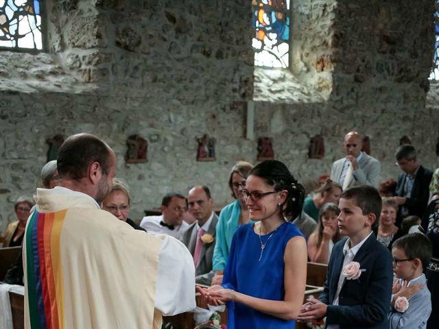 Le mariage de David et Marie à Hanches, Eure-et-Loir 34