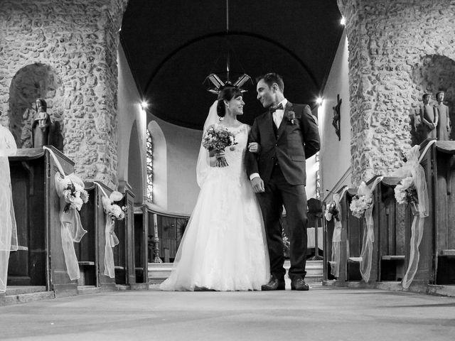Le mariage de David et Marie à Hanches, Eure-et-Loir 37