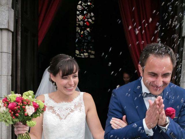 Le mariage de David et Marie à Hanches, Eure-et-Loir 39