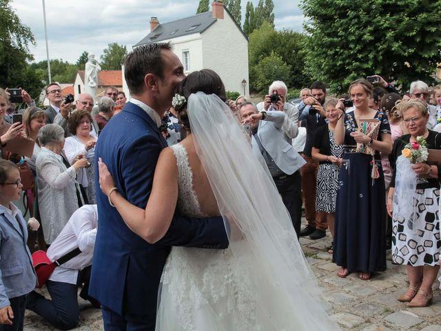 Le mariage de David et Marie à Hanches, Eure-et-Loir 40