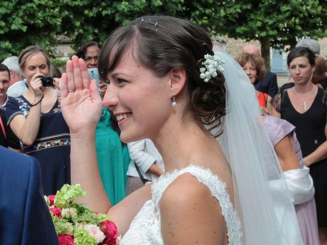 Le mariage de David et Marie à Hanches, Eure-et-Loir 41