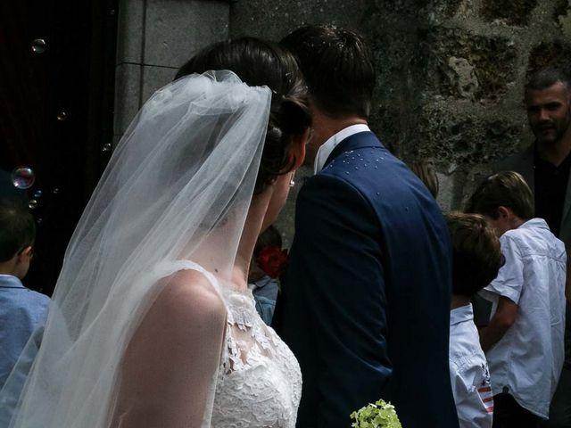 Le mariage de David et Marie à Hanches, Eure-et-Loir 42
