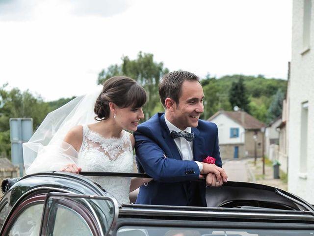 Le mariage de David et Marie à Hanches, Eure-et-Loir 49