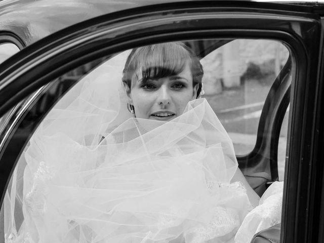 Le mariage de David et Marie à Hanches, Eure-et-Loir 50