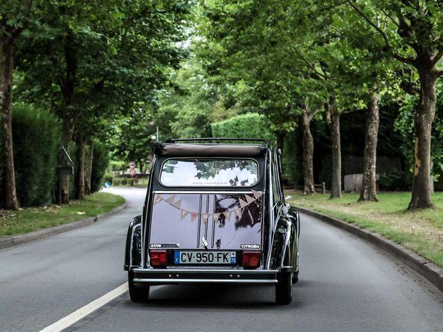 Le mariage de David et Marie à Hanches, Eure-et-Loir 51