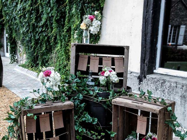 Le mariage de David et Marie à Hanches, Eure-et-Loir 52