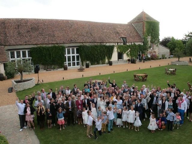 Le mariage de David et Marie à Hanches, Eure-et-Loir 60